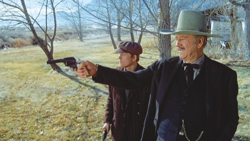 #36) The Shootist - (1976 - dir. Don Siegel