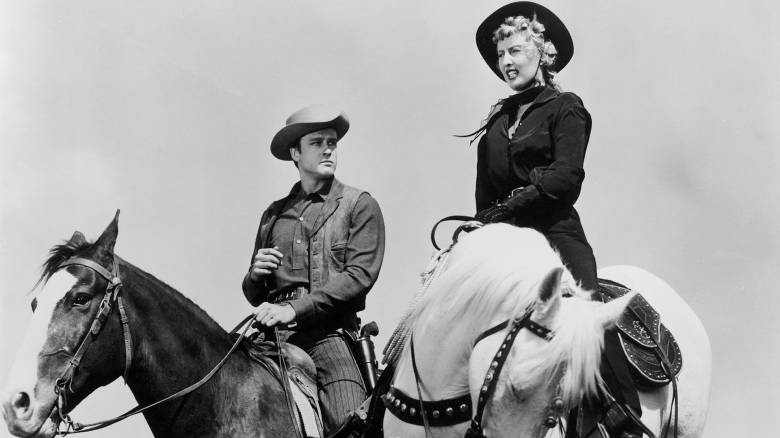 #42) Forty Guns - (1957 - dir. Samuel Fuller)
