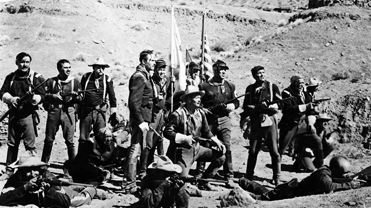 #44) Fort Apache - (1948 - dir. John Ford)