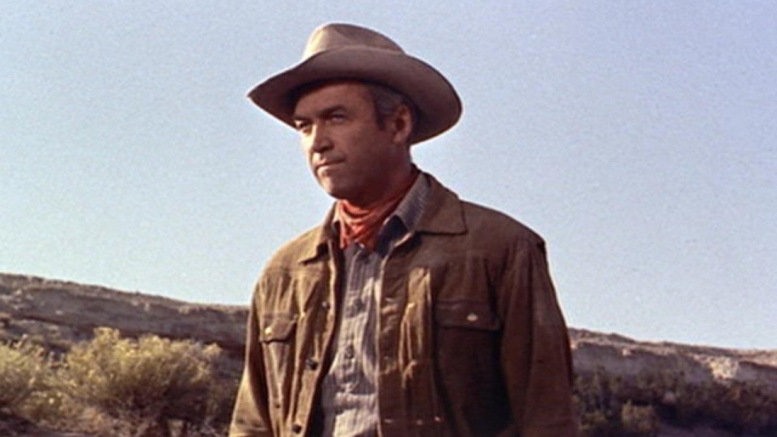 #50) The Man from Laramie - (1955 - dir. Anthony Mann)