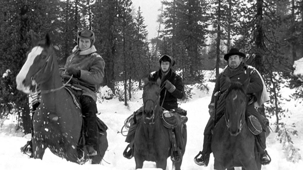 #55) The Day of the Outlaw - (1959 - dir. Andre de Toth)