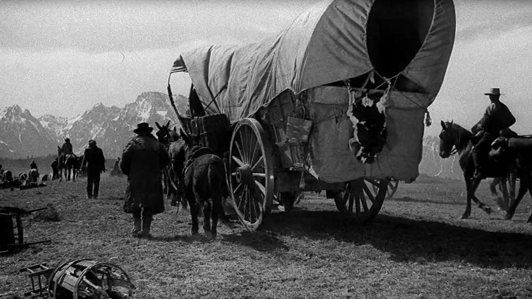 #58) The Big Trail - (1930 - dir. Louis R. Loeffler, Raoul Walsh)