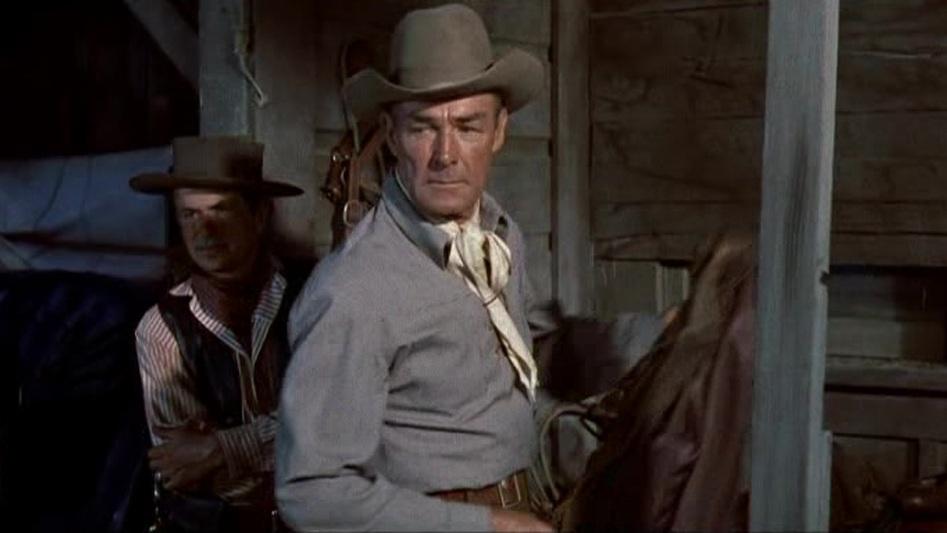 #59) Decision at Sundown - (1957 - dir. Budd Boetticher)
