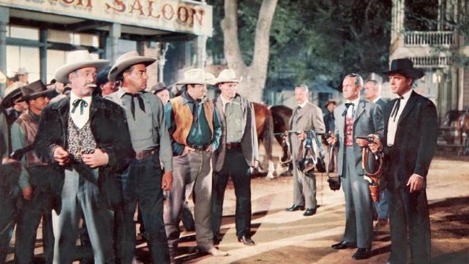 #61) Gunfight at the O.K. Corral - (1957 - dir. John Sturges)