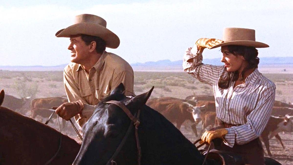 #64) Giant - (1956 - dir. George Stevens)