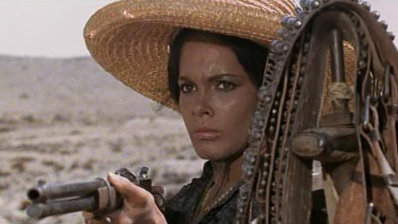 #65) A Bullet for the General - (1967 - dir. Damiano Damiani)