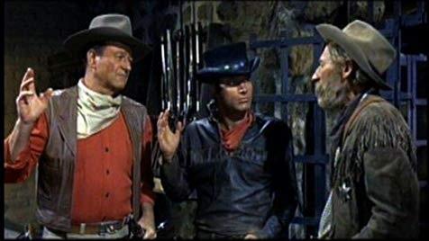 #66) El Dorado - (1967 - dir. Howard Hawks)