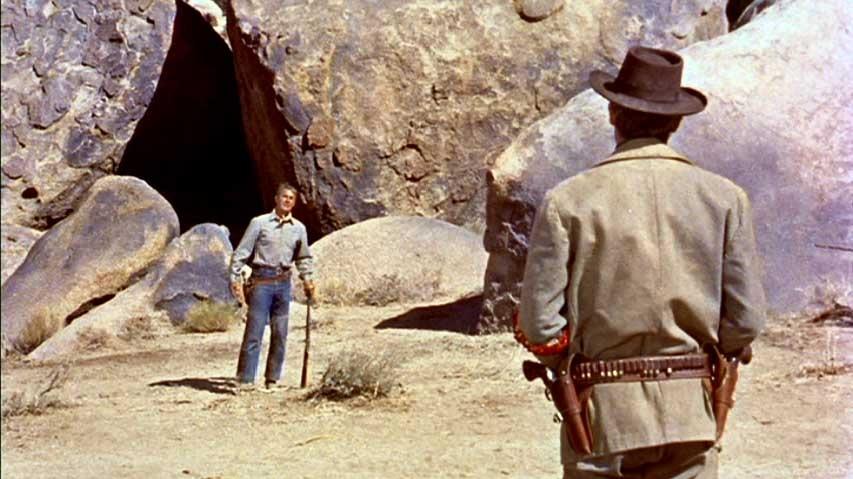 #68) Seven Men From Now - (1956 - dir. Burt Boetticher)