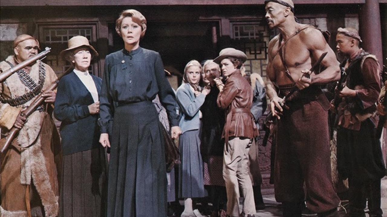 #72) Seven Women - (1966 - John Ford)