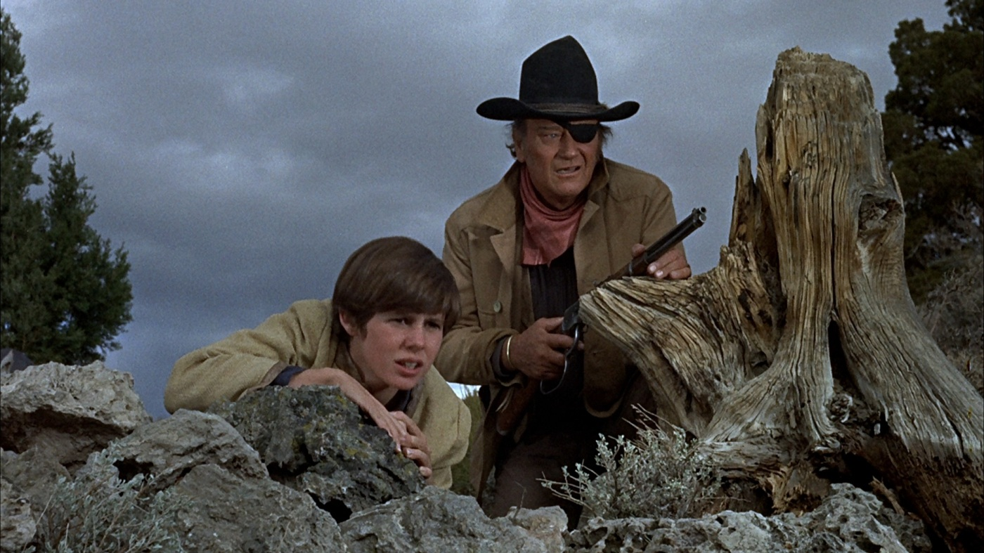#73) True Grit - (1969 - dir. Henry Hathaway