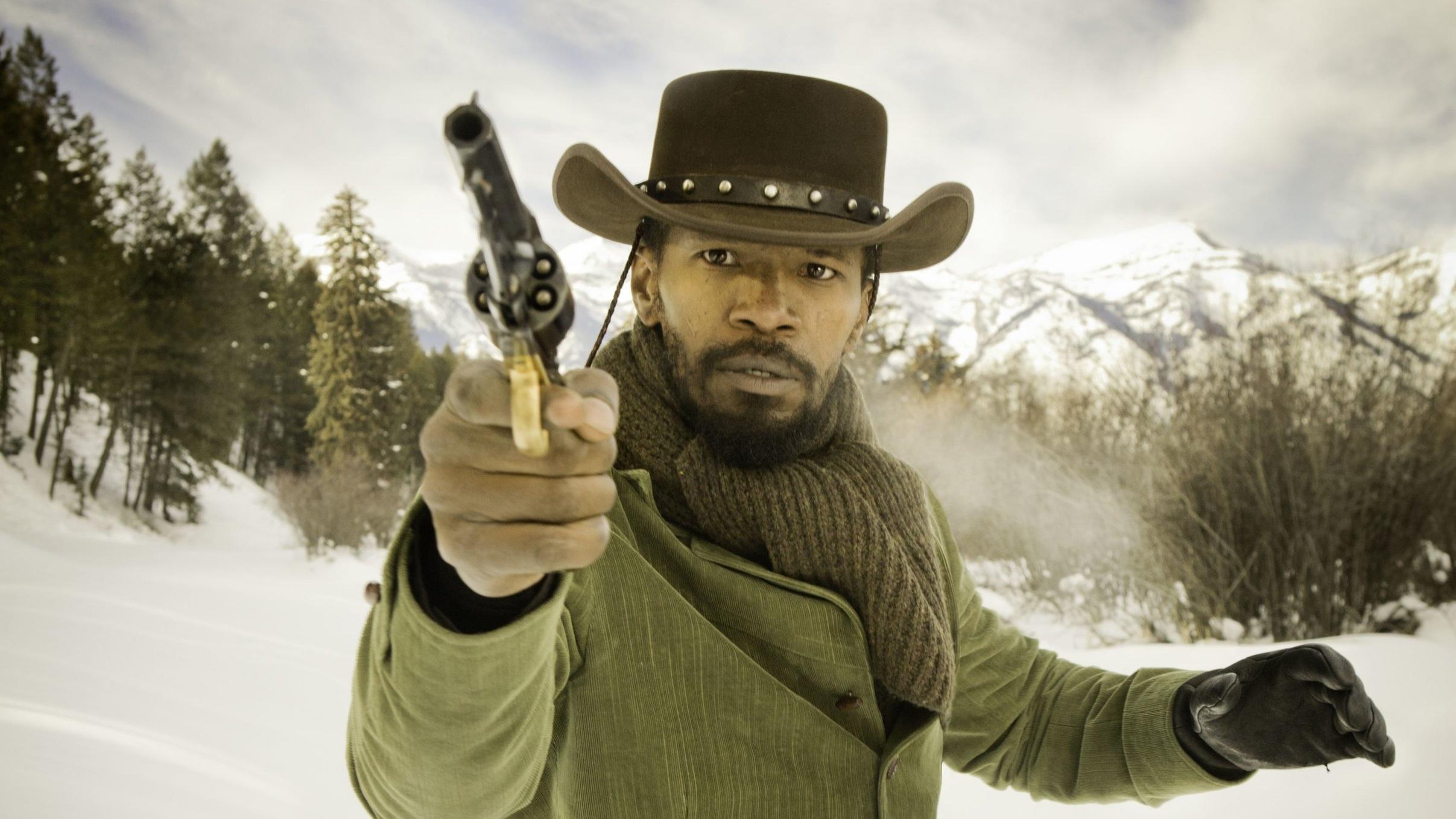#75) Django Unchained - (2012 - dir. Quentin Tarantino)