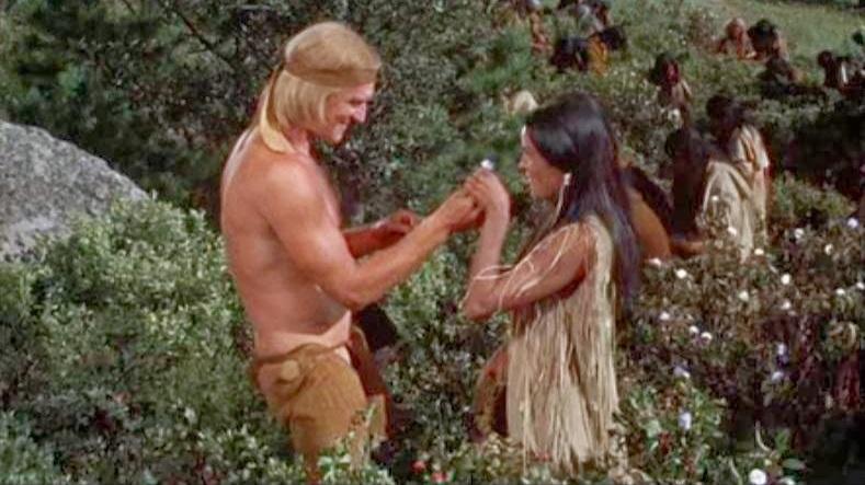 #77) A Man Called Horse - (1970 - dir. Elliot Silverstein)