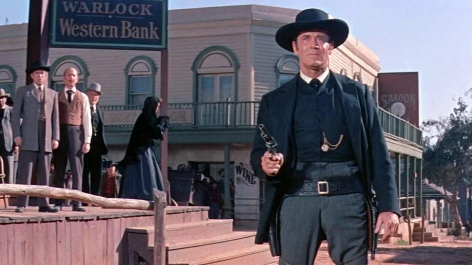 #78) Warlock - (1959 - dir. Edward Dymtryk)