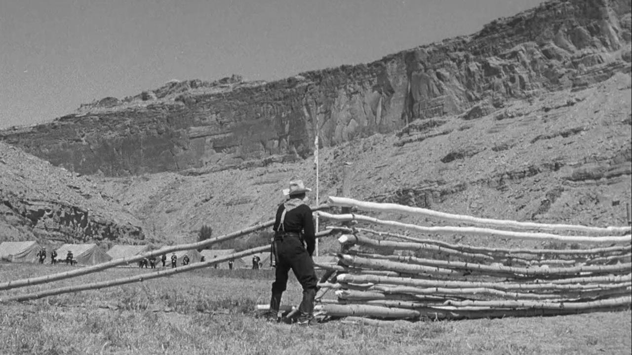#82) Rio Grande - (1950 - dir. John Ford)