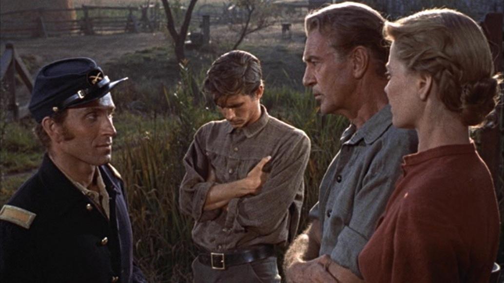 #94) Friendly Persuasion - (1956 - dir. William Wyler)