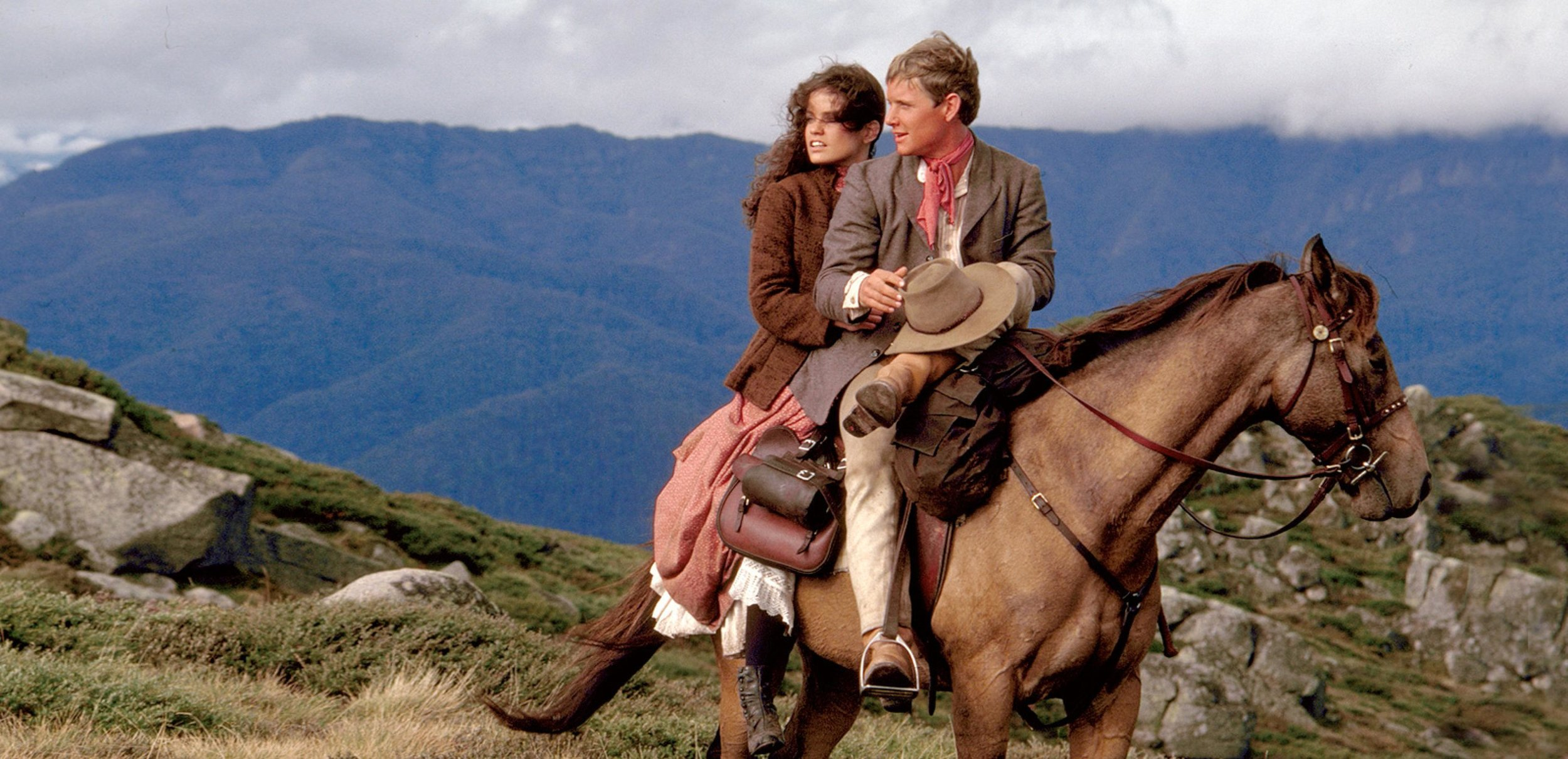 #96) The Man From Snowy River - (1982 - dir. George T. Miller)