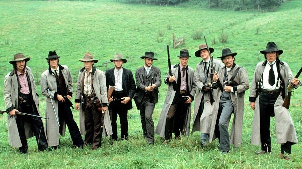 #98) The Long Riders - (1980 - dir. Walter Hill)