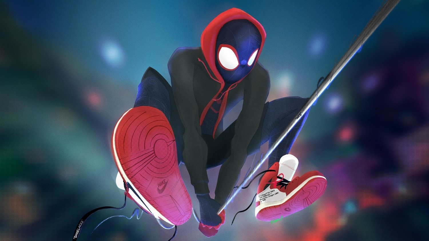 #20) Spider-Man: Into the Spider-Verse(NEW) - (2018 - dir. Bob Persichetti, Peter Ramsey, and Rodney Rothman)