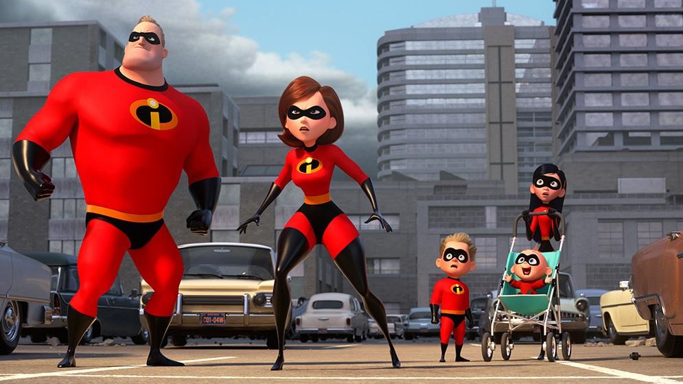 #49) Incredibles 2(NEW) - (2018 - dir. Brad Bird)