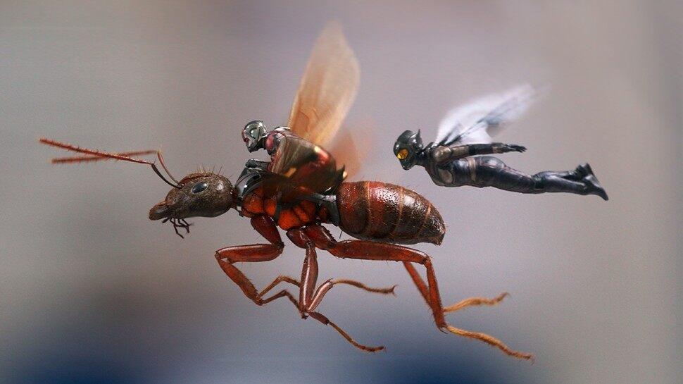 #50) Ant-Man and the Wasp(NEW) - (2018 - dir. Peyton Reed)