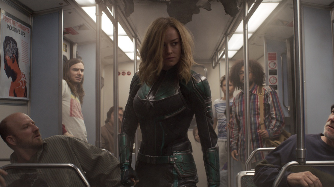 #55) Captain Marvel(NEW) - (2019 - dir. Anna Boden, Ryan Fleck)