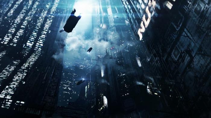 #1) Blade Runner - (1982 - dir. Ridley Scott)