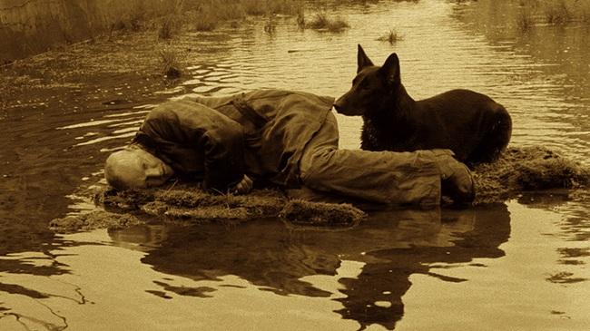 #3) Stalker - (1979 - dir. Andrei Tarkovsky)