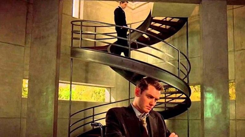 #9) Gattaca - (1997 - dir. Andrew Niccol)