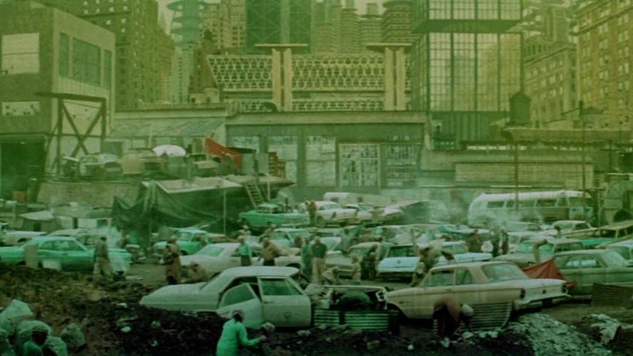 #10) Soylent Green - (1973 - dir. Richard Fleischer)