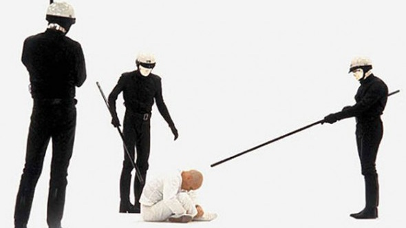 #11) THX 1138 - (1971 - dir. George Lucas)
