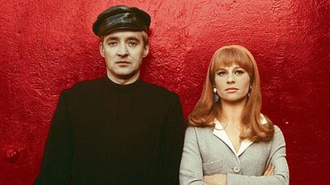 #12) Fahrenheit 451 - (1966 - dir. François Truffaut)