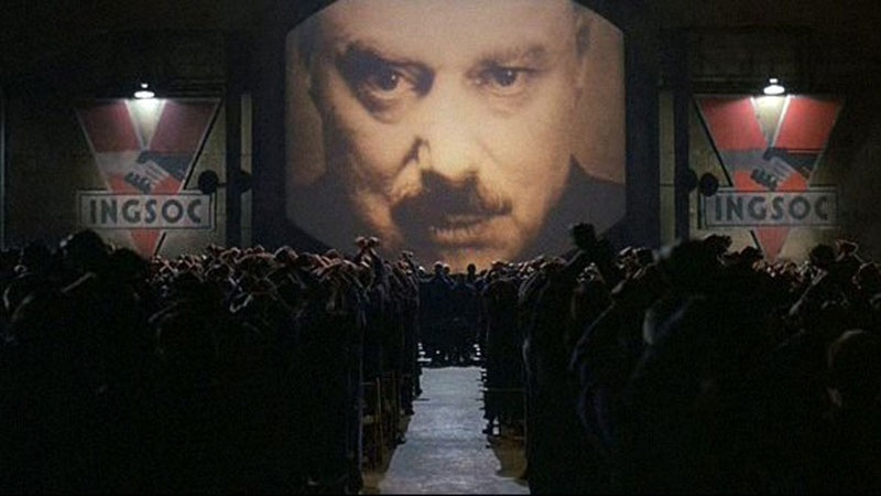 #13) Nineteen Eighty-Four - (1984 - dir. Michael Radford)