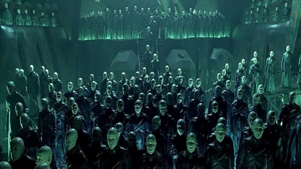 #20) Dark City - (1998 - dir. Alex Proyas)