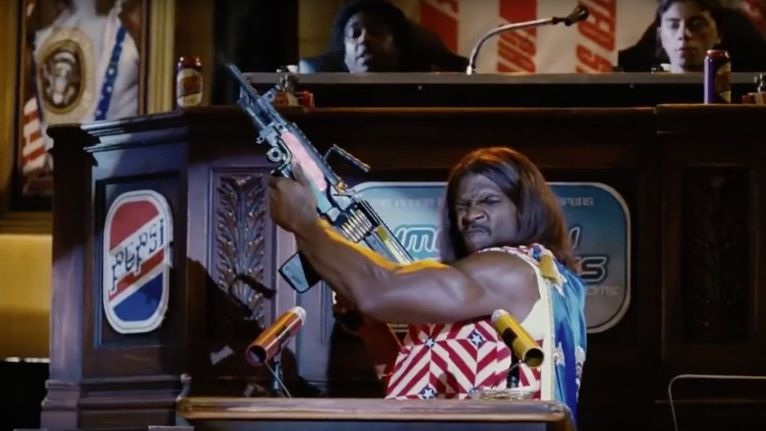 #24) Idiocracy - (2006 - dir. Mike Judge)