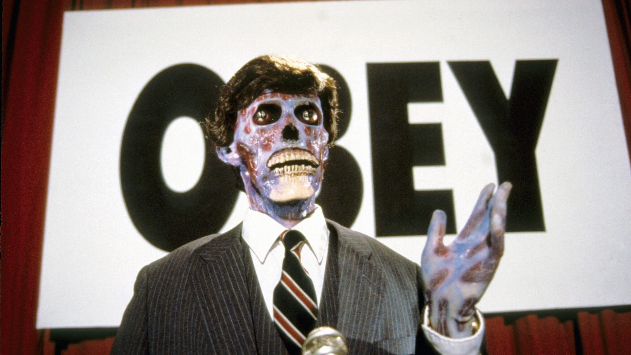 #26) They Live - (1988 - dir. John Carpenter)
