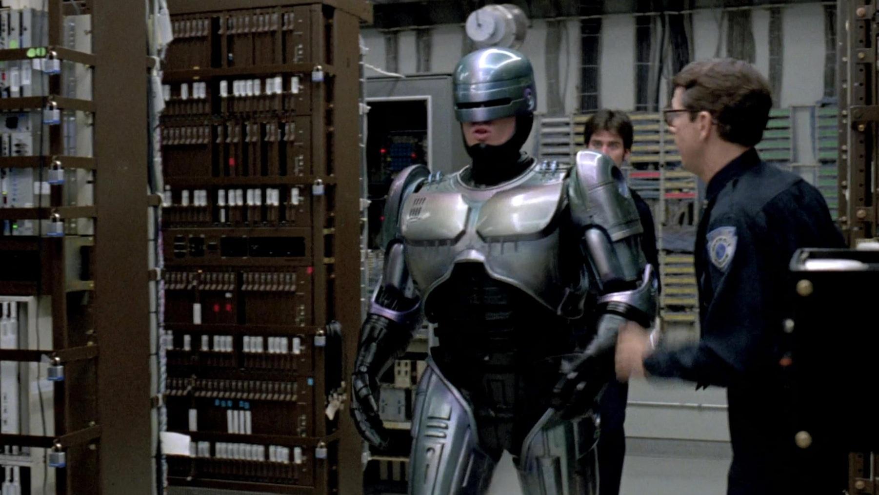 #29) RoboCop - (1987 - dir. Paul Verhoeven)