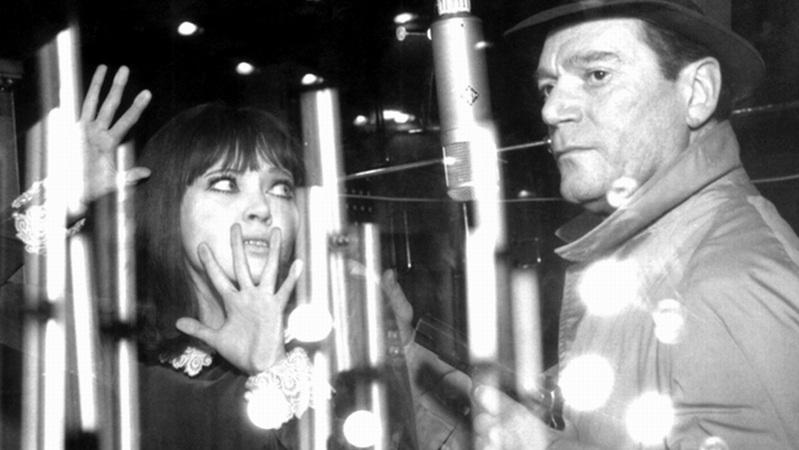 #30) Alphaville - (1965 - dir. Jean-Luc Godard)