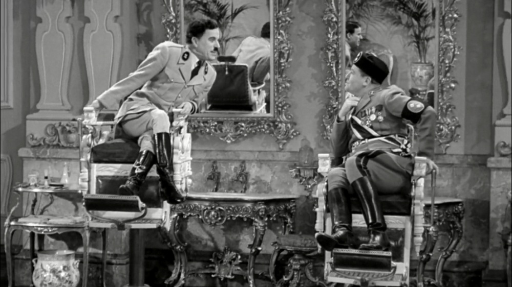 #36) The Great Dictator - (1940 - dir. Charles Chaplin)