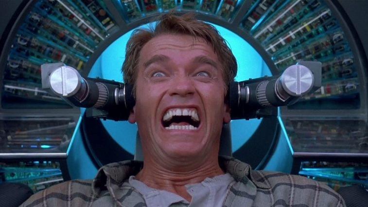 #38) Total Recall - (1990 - dir. Paul Verhoeven)