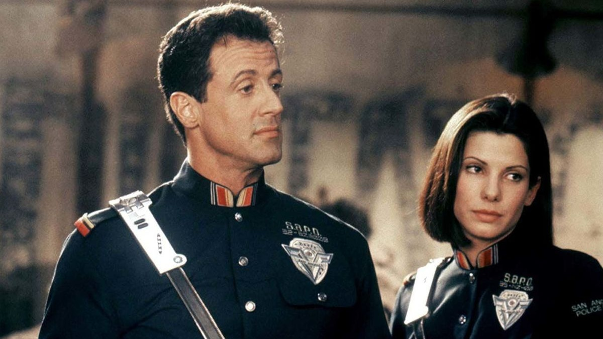 #41) Demolition Man - (1993 - dir. Marco Brambilla)
