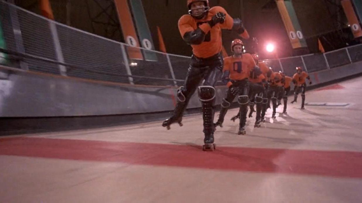 #42) Rollerball - (1975 - dir. Norman Jewison)