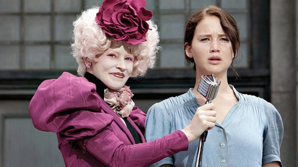 #43) The Hunger Games - (2012 - dir. Gary Ross)