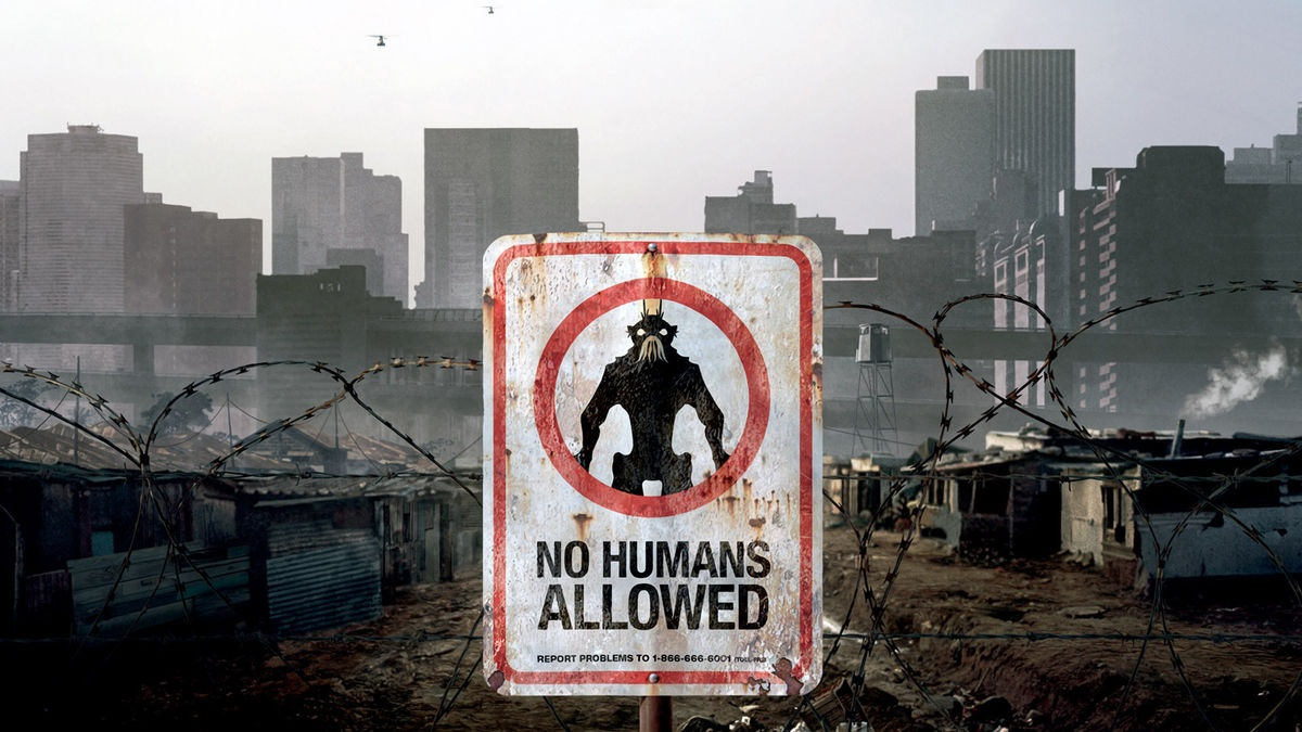 #45) District 9 - (2009 - dir. Neil Blomkamp)