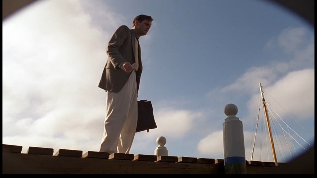 #47) The Truman Show - (1998 - dir. Peter Weir)