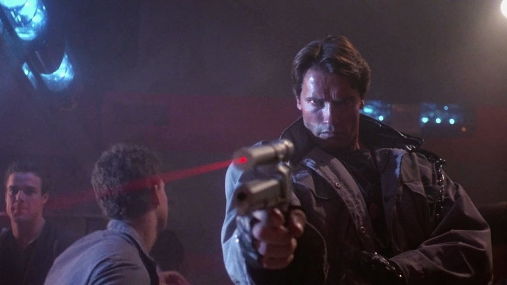 #48) The Terminator - (1984 - dir. James Cameron)