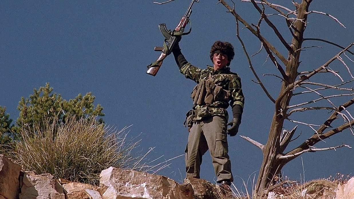 #52) Red Dawn - (1984 - dir. John Milius)