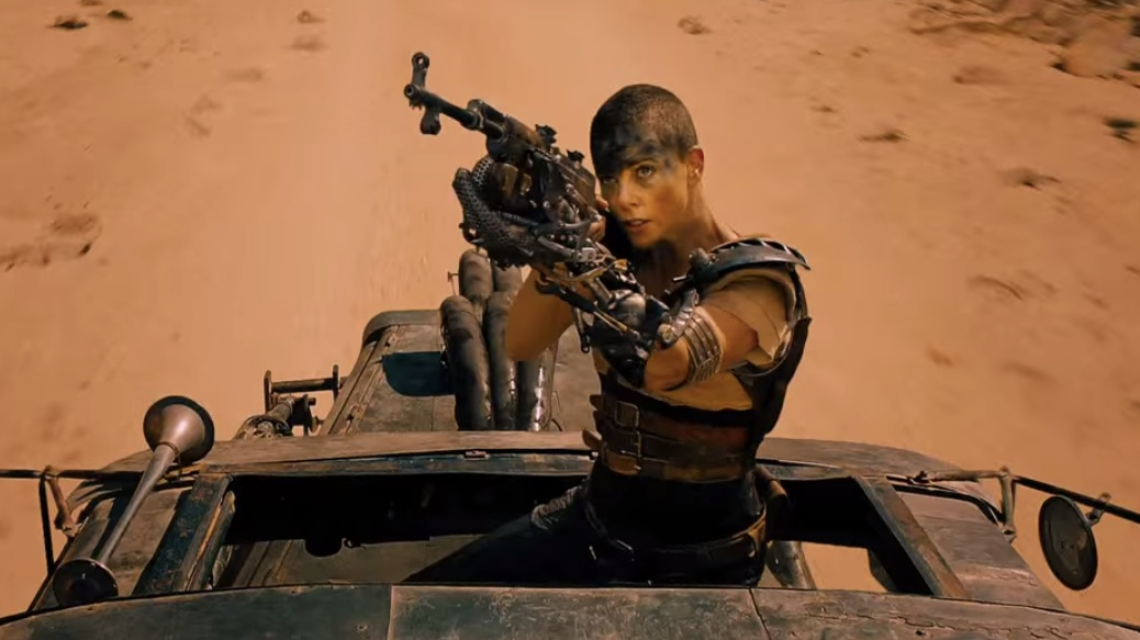 #55) Mad Max: Fury Road - (2015 - dir. George Miller)