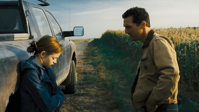 #56) Interstellar - (2014 - dir. Christopher Nolan)