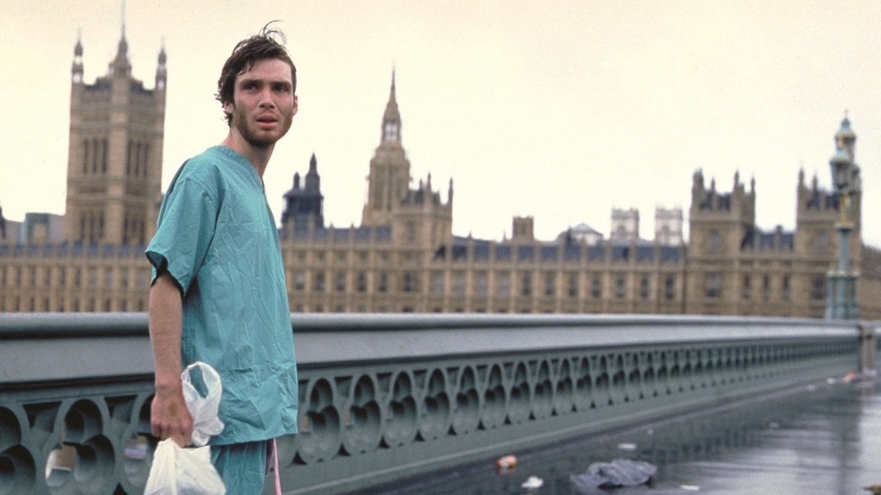 #58) 28 Days Later… - (2002 - dir. Danny Boyle)