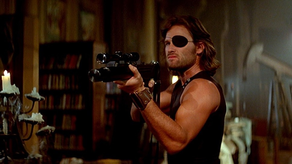 #63) Escape from New York - (1981 - dir. John Carpenter)